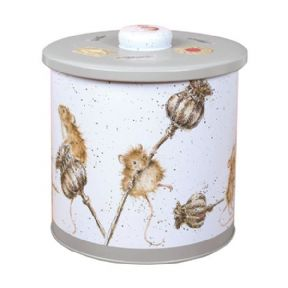 Wrendale Mice Biscuit Tin